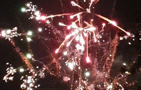 7 מופעי זיקוקין היו ברחבי עירנו לכבוד יום העצמאות…חג שמח