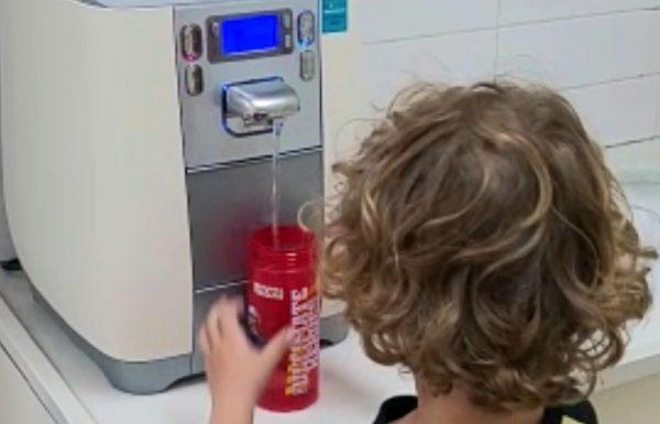 בריאות ונוחות: החל שלב ראשון בהתקנת ברי מים בגני הילדים בראשון לציון