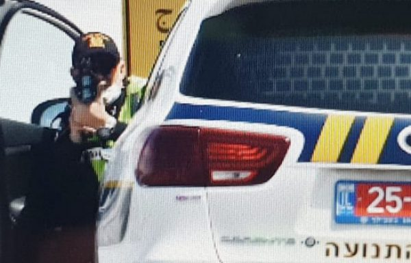 """4697 דו""""חות רשמו שוטרי משטרת ישראל במסגרת פעולות אכיפה נגד עבירות מסכנות חיים"""