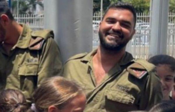 בית הספר אריאל שרון ויחד למען החייל ראשון לציון מצדיעים ומפנקים את לוחמי סיירת גולני