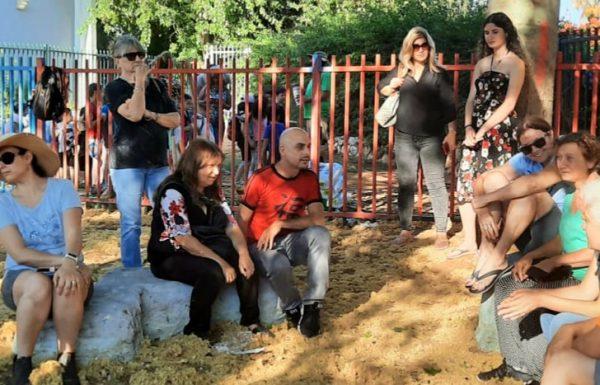 תושבים הביעו עניין ועיריית ראשון לציון הרימה את הכפפה וחנכה את הגינה הראשונה שתופעל על ידי התושבים