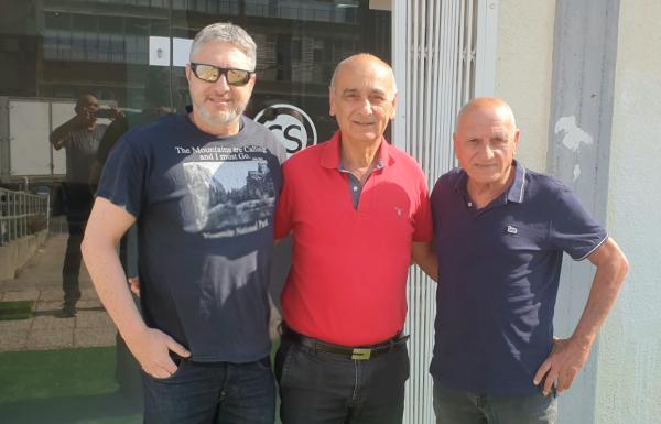 """משהו חדש וטוב -זורי מזרחי ,מיקי אלון ודוד ראובן רוצים לעשות עוד למען הקהילה ולכן החליטו על שת""""פ למען חיילי צה""""ל"""