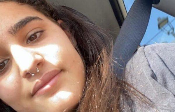 """משטרת ישראל מבקשת את עזרת הציבור באיתור הנעדרת קורל חפיף בת 14 מראשל""""צ"""