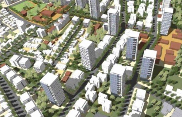 הוועדה המחוזית מרכז אישרה למתן תוקף את התוכנית להתחדשות עירונית בשכונת רמת אליהו בראשון לציון