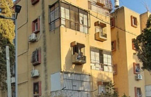 הבניין המסוכן ייהרס, עיריית ראשון לציון תממן שכירות לחצי שנה