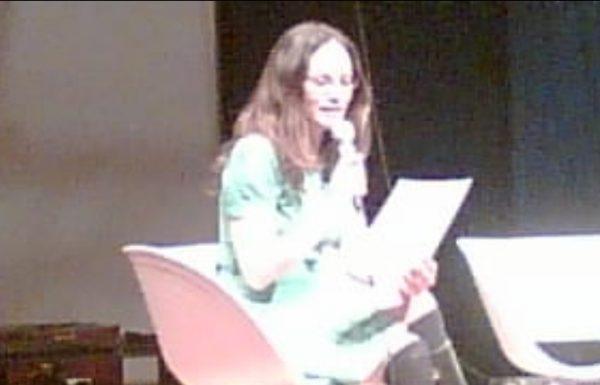 """מחר יום חמישי: השחקנית והפעילה החברתית ריקי בליך בהרצאה: """" אני קונה משמע אני קיימת""""- מה בין צרכנות, מגדר וקיימות?"""